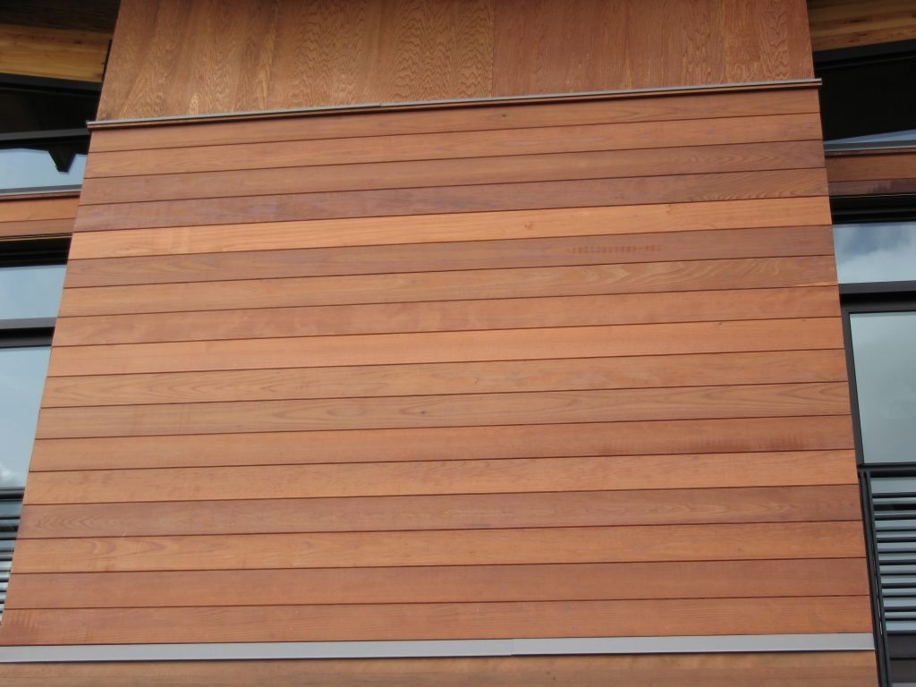 Cedar siding stone siding vinyl siding hardie board for Horizontal wood siding panels