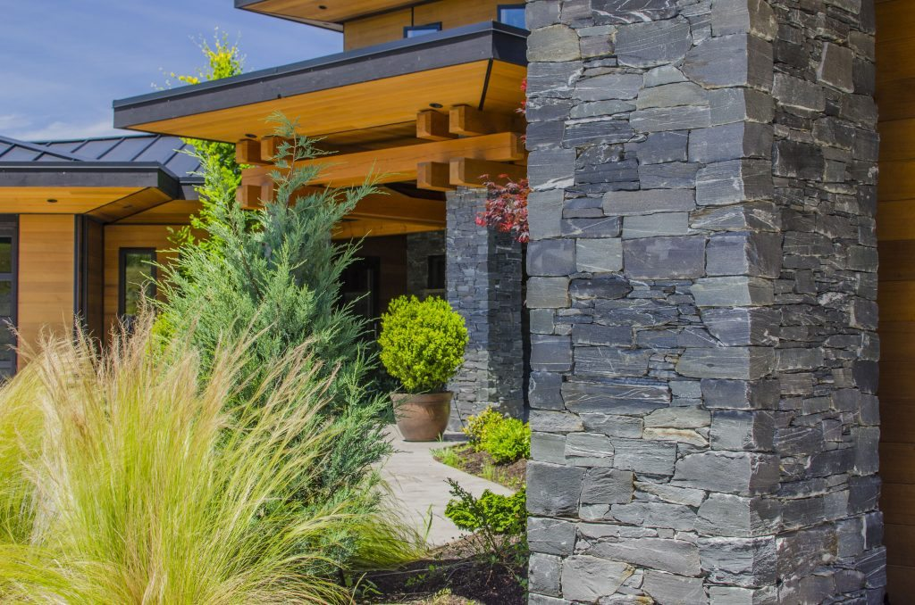 Realstone k2 stone siding & Chilliwack building materials
